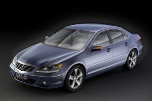 Acura RL  3.5 i V6 24V 208 KM Sedan