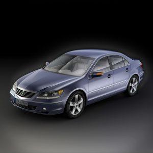 Acura RL  3.5 i V6 24V 228 KM Sedan
