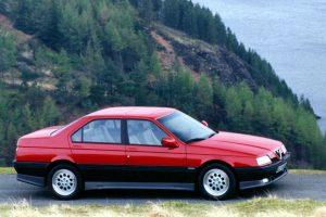 Alfa-Romeo 164  3.0 24V Q4 164.K1M,164.K1C 228 KM Sedan