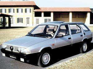 Alfa-Romeo 33  1.3i (86Hp) Sedan