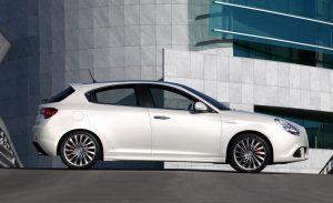 Alfa-Romeo Giulietta  1.4 TB 120KM Sedan