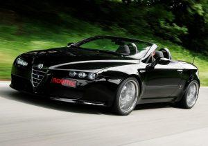 Alfa-Romeo Spider  3.2 V6 Q4 260 Cabrio