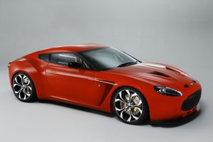 Aston-Martin V12  6.0i V12 (517Hp) Cabrio