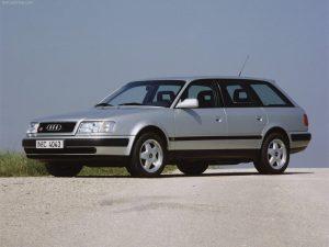 Audi 100  2.8 E quattro 174 KM Suv