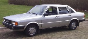 Audi 80  2.0 quattro 85Q 115 KM Sedan