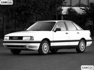 Audi 80  1.6 89,8A 75 KM Sedan