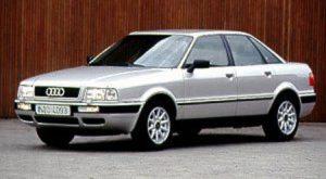 Audi 80  2.6 V6 quattro 150 KM Sedan