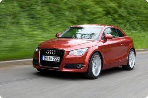 Audi A1  1.4 AT (122 KM) Hatchback