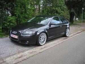 Audi A3  2.0 TDI 170 KM quattro DPF Hatchback