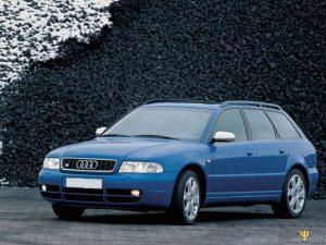 Audi A4  1.8 20V Turbo 150 KM Suv