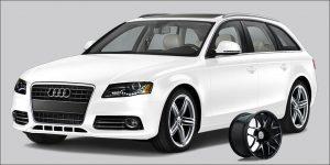 Audi A4  3.2 FSI 265KM Multitronic Suv