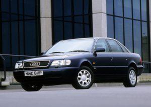 Audi A6  1.8 20V quattro 125 KM Sedan