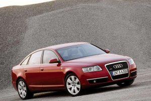 Audi A6  4.2 i V8 40V quattro 335 KM Sedan