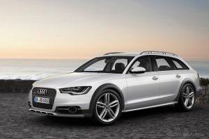 Audi A6-Allroad  3.0d AT (313 HP) 4WD Suv