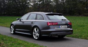 Audi A6  2.0 AT (252 HP) Suv