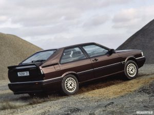 Audi Coupe  2.2 GT 136 KM Coupe