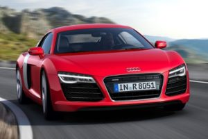 Audi R8  5.2 AT (550 KM) 4WD Coupe