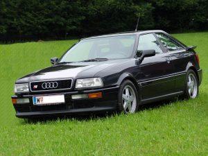 Audi S2  2.2 i 20V Turbo 4WD 220 KM Suv