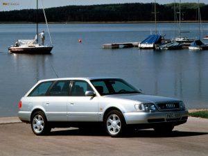 Audi S6  2.2 i 20V Turbo 230 KM Sedan