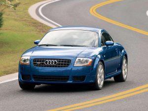 Audi TT  1.8 T quattro 225 KM Coupe