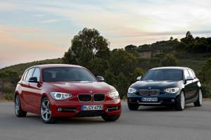 BMW 1er  116d (116Hp) SUV