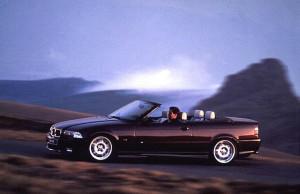 BMW 3er  325 i 192 KM Cabrio