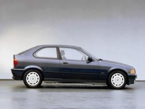 BMW 3er  318ti (140Hp M42) Hatchback