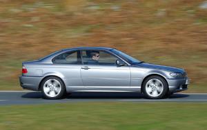 BMW 3er  330 Cd 204 KM Coupe