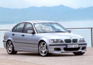 BMW 3er  330 Xd 204 KM Sedan