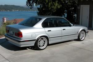 BMW 5er  530i V8 218KM Sedan