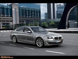 BMW 5er  525d xDrive (218Hp) Sedan