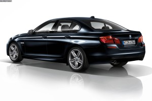 BMW 5er  525d xDrive 2.0d AT (218 KM) 4WD Sedan