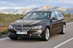 BMW 5er  520i 2.0 MT (184 KM) Suv