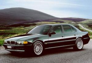 BMW 7er  740 iL 286KM Sedan