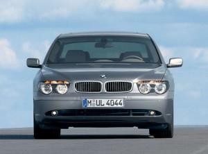 BMW 7er  740 i 306 KM Sedan