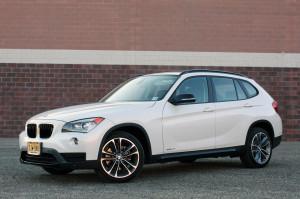 BMW X1  23d 2.0d MT (204 HP) 4WD SUV