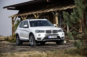 BMW X3  28i xDrive 2.0 AT (245 HP) 4WD SUV
