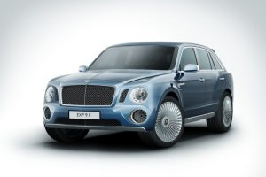 Bentley Bentayga  6.0 AT (608 HP) 4WD SUV