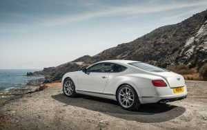 Bentley Continental-GT  S 4.0 AT (528 HP) 4WD Coupe