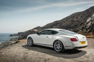 Bentley Continental-GT  6.0 AT (575 HP) 4WD Coupe