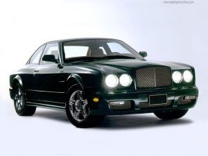 Bentley Continental  6.8 i V8 426 KM Coupe
