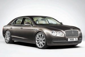 Bentley Flying-Spur  4.0 AT (507 HP) 4WD Sedan