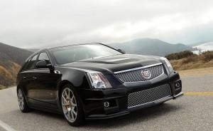 Cadillac CTS-V  6.2 AT (564 HP) Suv
