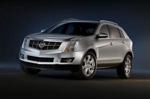 Cadillac SRX  2.8 i V6 Turbo 300 KM Sedan