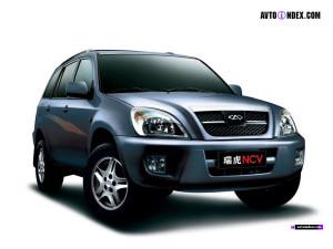 Chery Tiggo  1.6 108 KM 4WD SUV