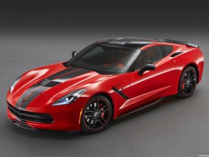 Chevrolet Corvette  8 speed 6.2 AT (455 HP) Coupe