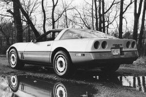 Chevrolet Corvette  5.7 i V8 282 KM Cabrio