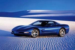 Chevrolet Corvette  5.7 i V8 16V 345 KM Cabrio