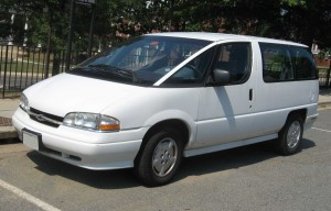 Chevrolet Lumina  3.8 i 175 KM Minivan