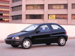 Chevrolet Metro  1.3 LSI 79 KM Hatchback